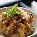 あさりご飯 *炊飯器レシピ*