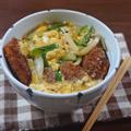 ふわとろ卵に ジューシーとんかつ!激うまカツ丼の作り方のコツ by KOICHIさん