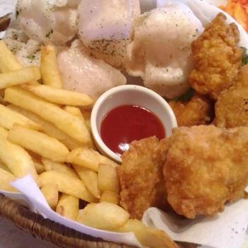 カラオケからの、KFC