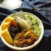 〜豚こまキャベツの甘辛炒め〜いちばんのお弁当