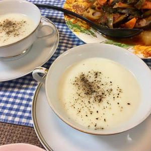 野菜の甘みを堪能できる♪大根を使った「ポタージュスープ」レシピ