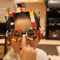博士の帽子とメガネ。