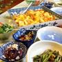 ◆筍キンピラにたけのこ麻婆豆腐♪~緩やか糖質制限中