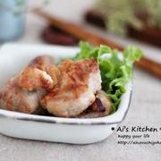 鶏肉簡単レシピ*お弁当にもおすすめの漬けて焼くだけ*にんにく味噌漬け焼き*