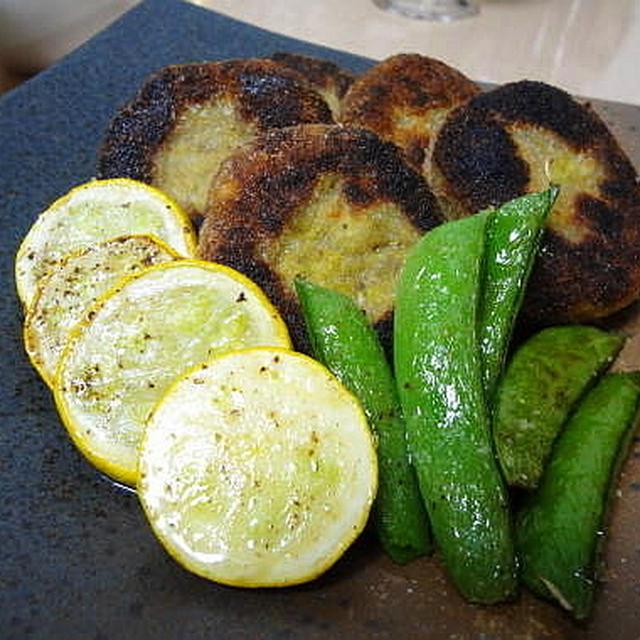 6/23の晩御飯 前日のタケノコの煮物リメイク☆コロッケ、たけのこごはん