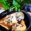バニラ香るフレンチトースト