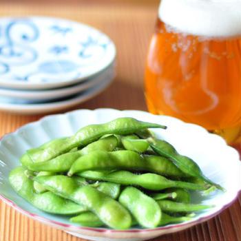 【メディア掲載】肝臓をケア!「ビール+枝豆」にプラスしたい夏野菜は?