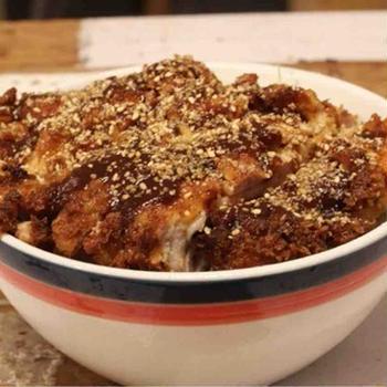 【recipe】チキンカツ丼/阿佐ヶ谷のラーメン