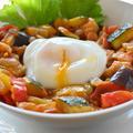 スペイン風ラタトゥイユ「ピスト・マンチェゴ」ラ・マンチャ風野菜煮込み