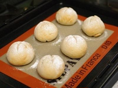 米粉でつくる、栗プチパン(小麦粉・ショートニング不使用)