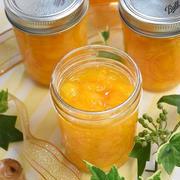 【レシピ】黄桃のコンフィチュール