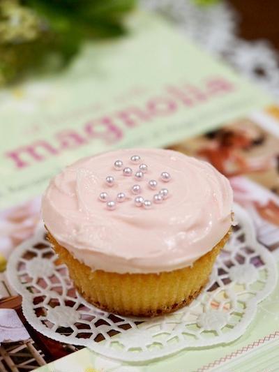 再現!マグノリアベーカリーのバニラカップケーキ