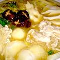 【レシピ】絶品!身体温まる! カレー味噌鍋(^^♪