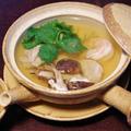松茸の土瓶蒸し と 松茸ご飯