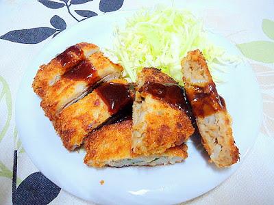 """豚薄切り肉を活用したレシピ """" ミルフィーユカツ """""""