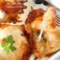 《レシピ》オーブンにお任せ!蓮根・餅・チーズ焼き。