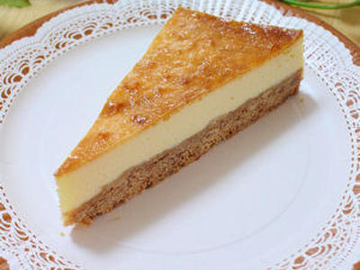 >ベイクドチーズケーキ by ssmamaさん