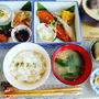 しっかり和食で朝ご飯♪