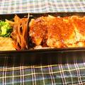 ポークソテー丼弁当