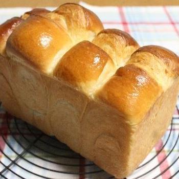 ホテル食パン♪