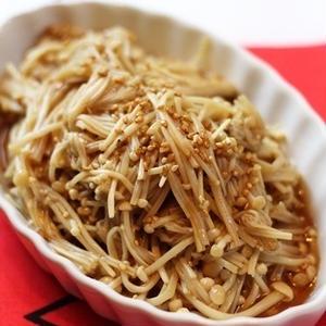 ぱぱっと作って栄養アップ!5分でできる「えのき」副菜レシピ
