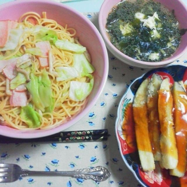 夏野菜をがっつり食べたくて、久しぶりに揚げ物♪【料理ネタ】