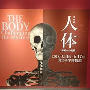 【お出かけしよう】国立科学博物館・人体展と季節のお寿司