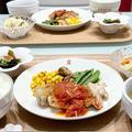 【簡単レシピ】チキンステーキ〜トマトソース〜