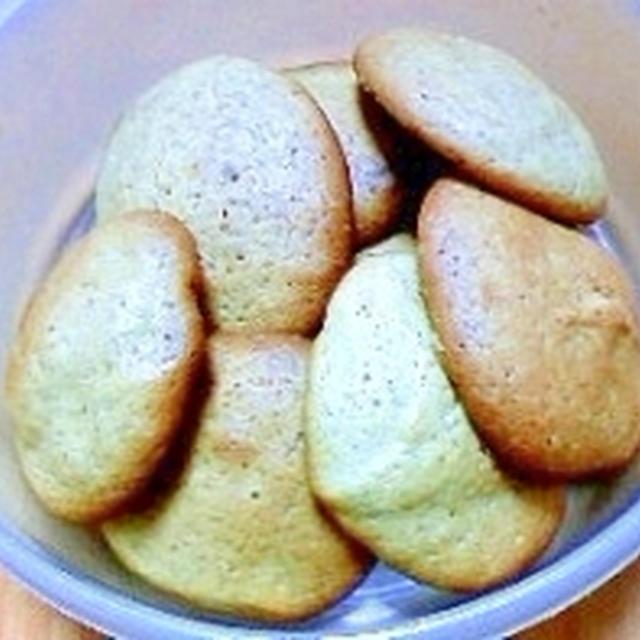 シナモン風味の大さじ小さじクッキー