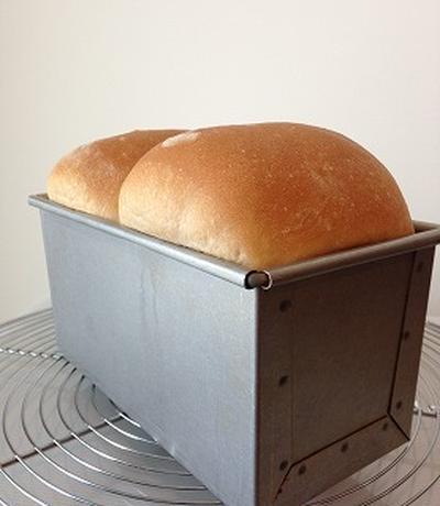 久しぶりのパン作り*手捏ね食パン