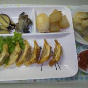 揚げ餃子・・・・☆(゜o゜)