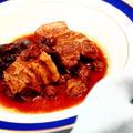 豚バラ肉とバルサミコ酢の煮込み