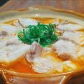 豚キムチ鍋の作り方☆電子レンジ簡単速攻!創味シャンタンDXでスープも激旨、勿論〆の雑炊までできるレシピ