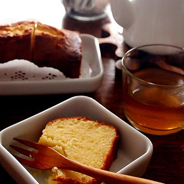 ほっこり黒豆茶と柚と・・&わたちのにゃい?