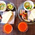 野菜ジュースあるからサラダは・・・(涙)圧力鍋deラタトゥイユ♪~♪