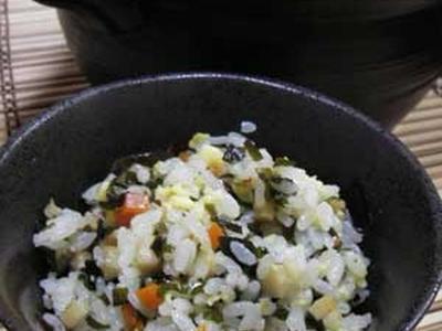 >3月の地産地消く°)))彡 【わかめをたっぷり食べる!! 】 by mi-kiさん