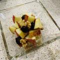 りんごとプルーンのハチミツマリネ