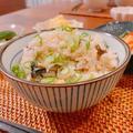 調味料2つで♡ふっくら牡蠣の炊き込みご飯*おやつとドラマ