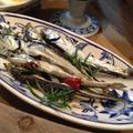 オーブンで「瀬戸内海産 白口煮干しのオイル煮」【 おうちで乾物イタリアンレシピ 】。