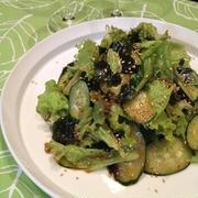 15分以内で完成!韓国風サラダで野菜をおいしく食べちゃおう♪