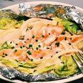 簡単絶品♡鮭の味噌マヨホイル焼きの人気レシピ