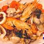 [海の幸を豪快に!シンプルなクロアチア料理] 〜魚介のブザラ〜