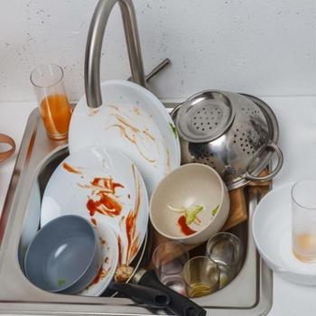 料理の片付けの面倒くささを軽減する方法