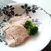 豚の塩釜焼き