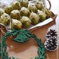 【レシピ】クリスマススコーン&ポムポム by hitomiさん