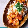 ♡オニスラたっぷり♡鶏むね肉の甘酢煮♡【#簡単レシピ#時短#節約】