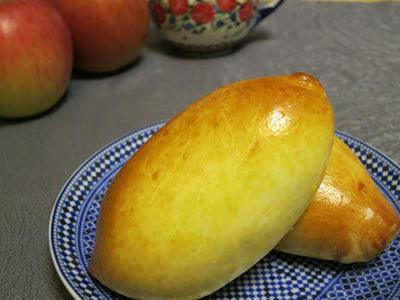 りんごのコンフィ さわやかピロシキ