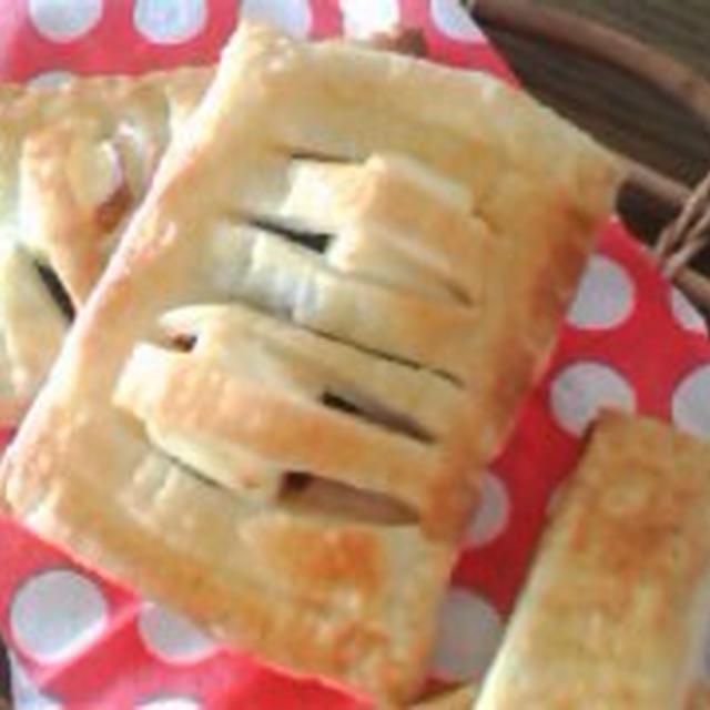 ブルーベリーチーズパイの作り方
