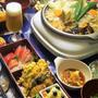 ■晩酌メニュー 【丸ごと白菜と豚肉の鍋他】です♪  by あきさん