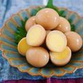 『すき焼きのたれ de うずら卵の無限味玉』【#作り置き #お弁当 #卵 #和風】